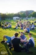 Domingo (a domingo) no parque