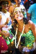 'Sou tudo no carnaval'
